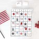 Free Printable Bingo Cards for the 4th of July