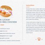 FREE 5-Ingredient Slow Cooker Recipe Card Printables