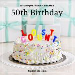 10 Unique Happy 50th Birthday Themes
