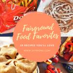 20 Fairground Food Favorites