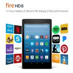 MOM Deal: Fire HD 8 Tablet with Alexa, 8″ HD Display, 32 GB $59.99