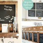 20 Best DIY Chalkboard Projects That Are Quick And Easy To Make