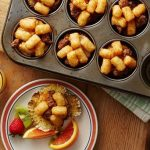 Muffin-Tin Tater Tot Breakfast Cups