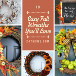 10 Easy Fall Wreaths You'll Love