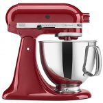MOM Deal: KitchenAid Artisan Tilt-Head Stand Mixer w/ Pouring Shield, 5-Quart $259.31