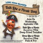 FREE Deep Fried Twinkie from Long John Silver's on 9/19/18