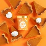 FREE Pumpkin Pie Halo Top Pint on September 22nd