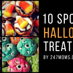 10 Spooky Halloween Treat Ideas