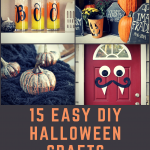 15 Easy DIY Halloween Crafts
