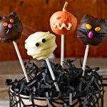 Halloween Monster Cookie Balls
