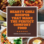 Hearty Chili Recipes That Make the Perfect Comfort Food