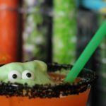 Little Green Monster Halloween Punch
