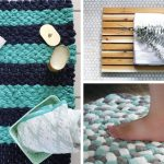 17 Easy DIY Bathroom Mats That Are Stylish and Cozy