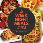 5 Easy Weeknight Meals #42