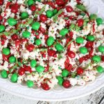Christmas Popcorn Recipe: Holiday White Chocolate Popcorn Snack Mix