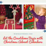 Let the Countdown Begin with Christmas Advent Calendars