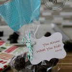 Santa's Lumps of Coal: A Simple Cookie Recipe