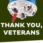 Free BLIZZARD® Treat for Veterans 11/11/18