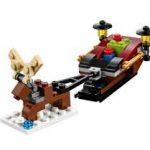 FREE Reindeer Sleigh Mini Model Build Event (12/4-12/5)