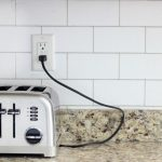 Peel & Stick Subway Tile Backsplash (It's Wallpaper!)