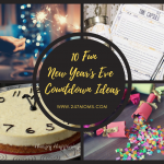 10 Fun New Year's Eve Countdown Ideas