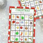 FREE Christmas Bringo Printable