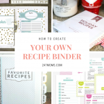 How to Create Your Own Recipe Binder