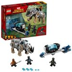 MOM Deal: LEGO Super Heroes Rhino Face-Off by the Mine $11.99