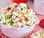Santa Munch Christmas Popcorn