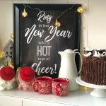 New Year's Eve Hot Cocoa Bar Ideas and Free Printables