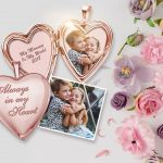 WIN – Sterling Silver 2 Photo Heart Locket from PicturesOnGold.com ~ 25 Days of Christmas