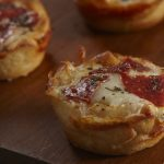 Delicious Pizza 'Cupcakes' Recipe