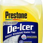MOM Deal: Prestone De-Icer Windshield Washer Fluid – 1 Gallon $2.97