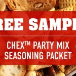 FREE Chex Party Mix Seasoning Packet