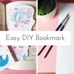 How to Make Customizable DIY Bookmarks in Minutes