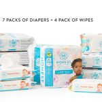 MOM Deal: $20 Off + Free Shipping on Your First Months Diapers + Wipes Bundle