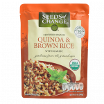 FREE Seeds of Change Organic Quinoa & Brown Rice Pouch