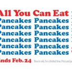 MOM Deal: All You Can Eat Pancakes for $4.99 or With Any Breakfast Combo at IHOP