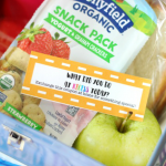 Lunch Box Coupons: Exchange for Something Fun at Home