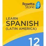 MOM Deal: Rosetta Stone – Learn Spanish for 12 months $95.00