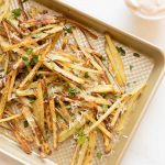 Truffle Fries (Gourmet Fries) Recipe