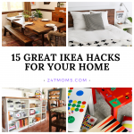 15 Great IKEA Hacks for Your Home