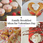 9 Family Breakfast Ideas for Valentines Day