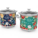 MOM Deal: Pioneer Woman 1.5 Quart Slow Cooker (Set of 2) $19.99