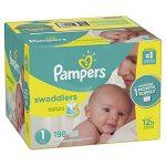 MOM Deal: Walmart Pampers Diapers & Wipes Bundle
