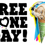 FREE Cone Day at Ben & Jerry's April 9th
