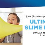 FREE Ultimate Slime Party Event at Michaels ~ March 24th 2-4pm