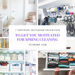 7 Inspiring Instagram Organizers to Get You Motivated for Spring Cleaning