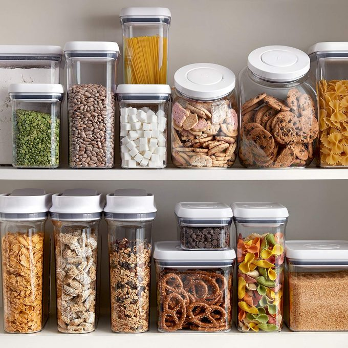 Pantry Food Storage Containers: 15 Best Organizers You Need For Your Pantry