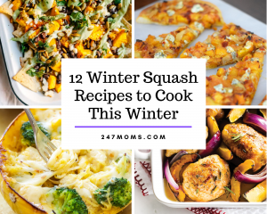 12 winter squash recipes